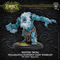 Winter Troll