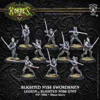 Blighted Nyss Swordsmen
