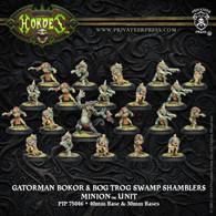 Gatorman Bokor & Shamblers