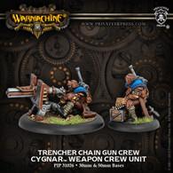 Trencher Chain Gun Crew