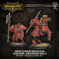 Man-O-War Drakhun Dragoon