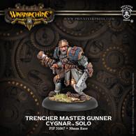 Trencher Master Gunner