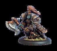 Trollkin Champion Hero