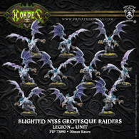 Grotesques Raiders