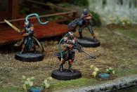 Imperial Agent, Pheasant Rank (Sniper)
