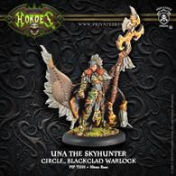 Una, The Skyhunter