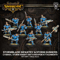Stormblade Infantry & Storm Gunners