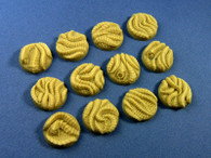 Hive Bases, Round 25mm (5)