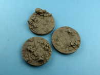Ancient Bases, Round 50mm (2)