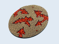 Chaos Waste Bases, Ellipse 120mm (1)