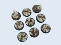 Ruins Bases, WRound 30mm (5)