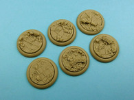 Ancient Bases, WRound 40mm (2)