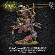 Zevanna Agha, Fate Keeper