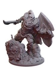 Sir Marcus - Human Winter Knight (Defender)