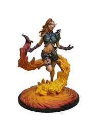 Istariel - Elf Mistress of the Flame (Aggressor)