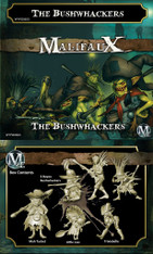 The Bushwhackers - Mah Tucket Box Set