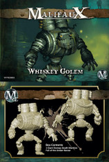 Whiskey Golem