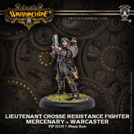 Lieutenant Crosse, Resistance Fighter