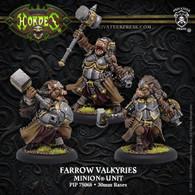 Farrow Valkyries