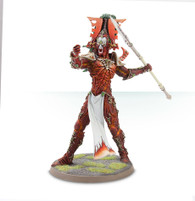 Avatar with Spear