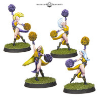 Elfheim Eagles Cheerleaders