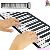 """Dreamboard"" Roll-up Synthesizer Keyboard Piano - 100 Preset Rhythms 61 Soft Key"