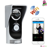 """Buzzpoint"" Video Door Intercom & Door Bell - Visitor Record Motion Detection"