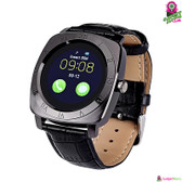 """Otium Shine"" Iradish Smartwatch (Black) - 1.33"" IPS Screen Mini Camera Bluetoot"