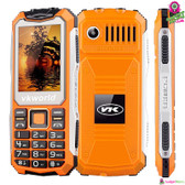 VKWorld Stone V3S Rugged Phone (Orange)
