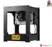 """Lunargaze"" NEJE DK - BL 1500mw Laser Engraver - 6000mAh Battery, Windows & iOS"