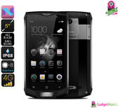 Blackview BV8000 Pro Android Phone (Gray)