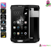 Blackview BV8000 Pro Android Phone (Silver)