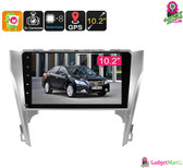 2 DIN Car Media Player Toyota Camry