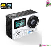 K2 Sports Action Camera (Silver)