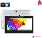 7 Inch Android 4.4 Tablet 'Eta' (White)