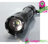 High Powerd CREE LED Flashlight