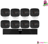 8 Channel HD NVR