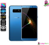 MEIIGOO Note 8 Android Smartphone (Blue)