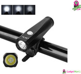 XML-T6 LED Flashlight
