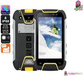 Snopow M10W Rugged Phone (Yellow)