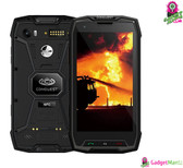 Conquest S9 Rugged Smartphone 6+64 Black