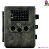 """Nightshadow"" Hunting Camera - 2.5"" Screen 1080p PIR Motion Detect Night Vision"