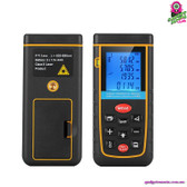 """Singlewave"" Digital Laser Distance Measurer (100m) - Ultra-accurate 1/4"" Tripod"