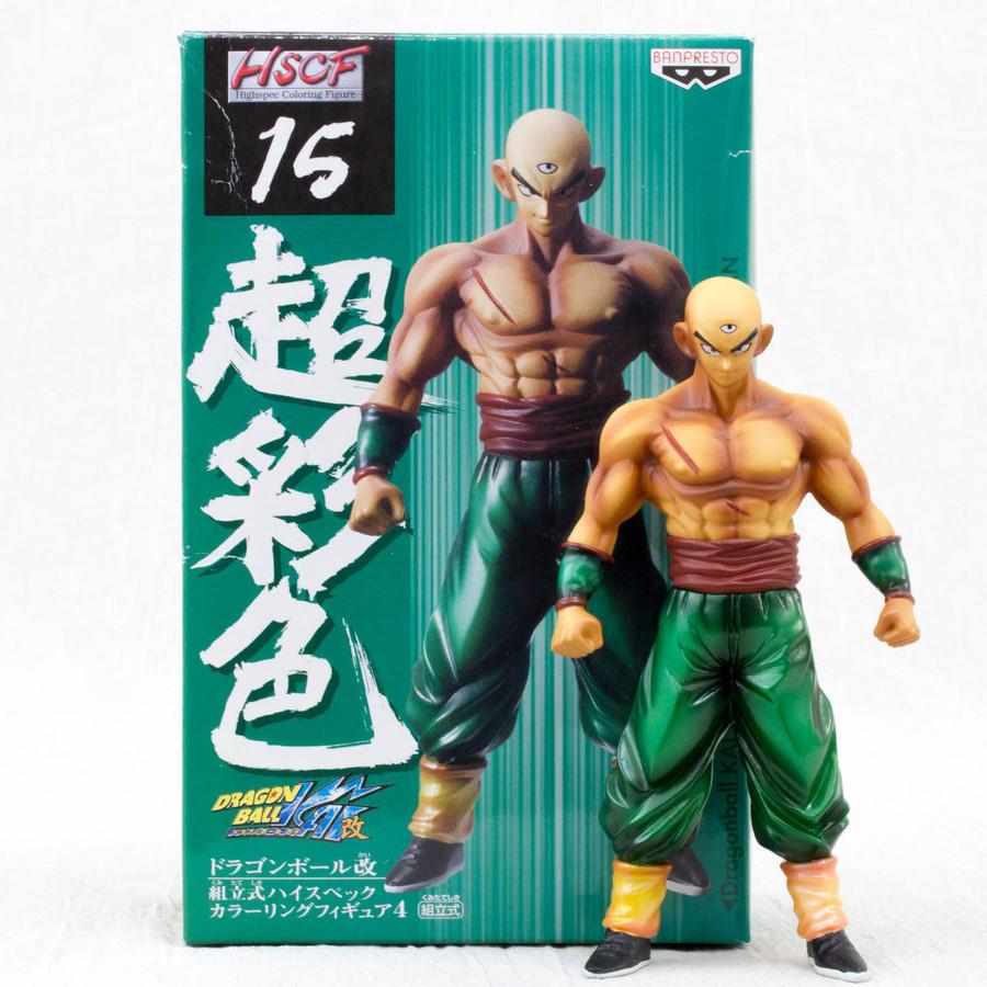 Dragon Ball HSCF Figure High Spec Coloring Tenshinhan
