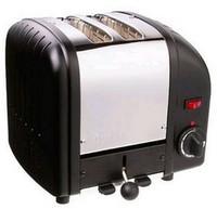 Dualit 20237 2-Scheiben Toaster schwarz