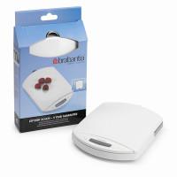 Brabantia Digitale Küchenwaage in Weiß