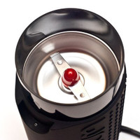 Bodum Bistro Electric Coffee Grinder - Gloss Black