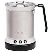 Krups XL200044 ASOCINO Automatische Milchaufschäumer in Silber