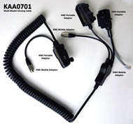 Legacy / KNG Cloning Cable Portable & Mobile D/G Series, KNGP to KNGM