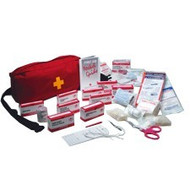 First Aid Kit 25 Person Waist Belt Style